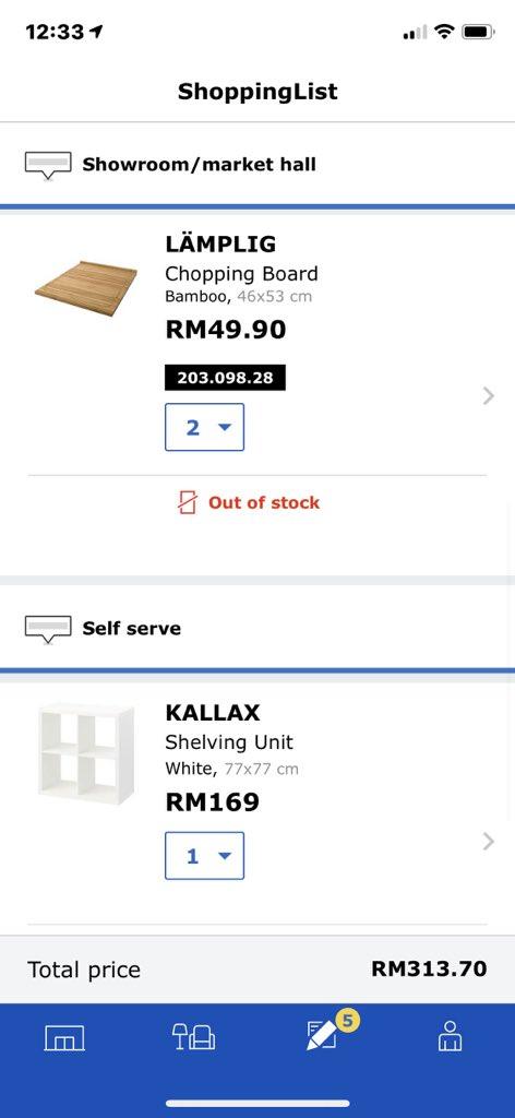 """DIY """"Kitchen Island"""" Dalam Ruang Terhad Dengan Kos RM300 Sahaja! 4"""