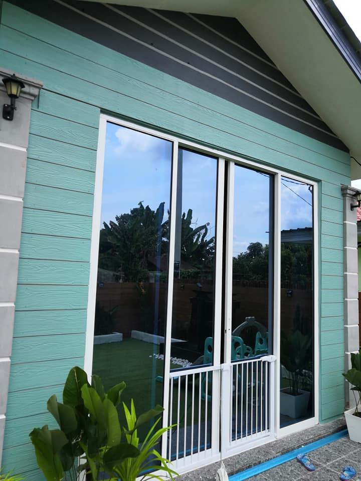 "Tampal ""Shera Plank"" Pada Dinding Untuk Hasilkan Fasad Kediaman Macam English Cottage 12"
