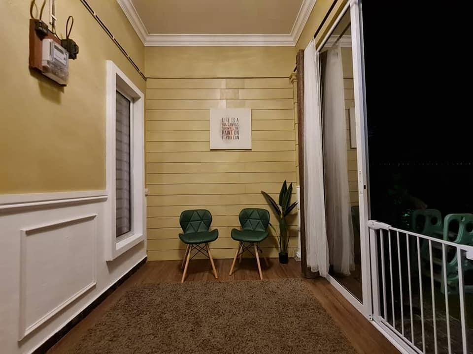 "Tampal ""Shera Plank"" Pada Dinding Untuk Hasilkan Fasad Kediaman Macam English Cottage 7"