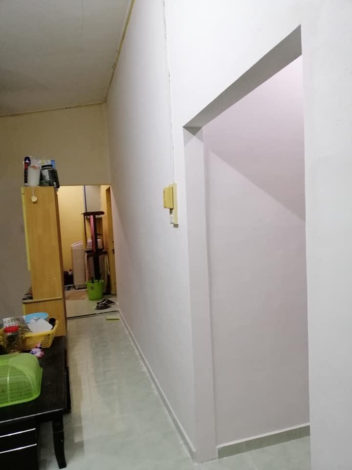 Modal RM 50 Je Nak Baik Pulih Dinding Kasar Dengan Bintil Pasir 8