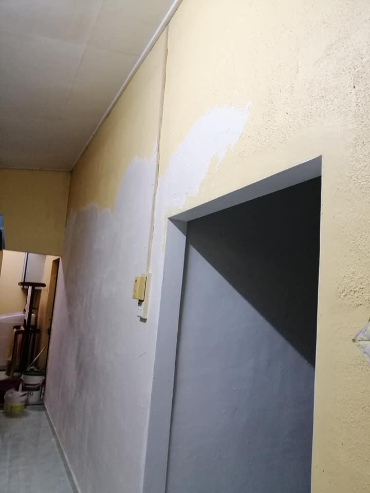 Modal RM 50 Je Nak Baik Pulih Dinding Kasar Dengan Bintil Pasir 5
