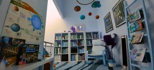 Pertandingan Mendekorasi Ruang Bacaan - IMPIANA 24