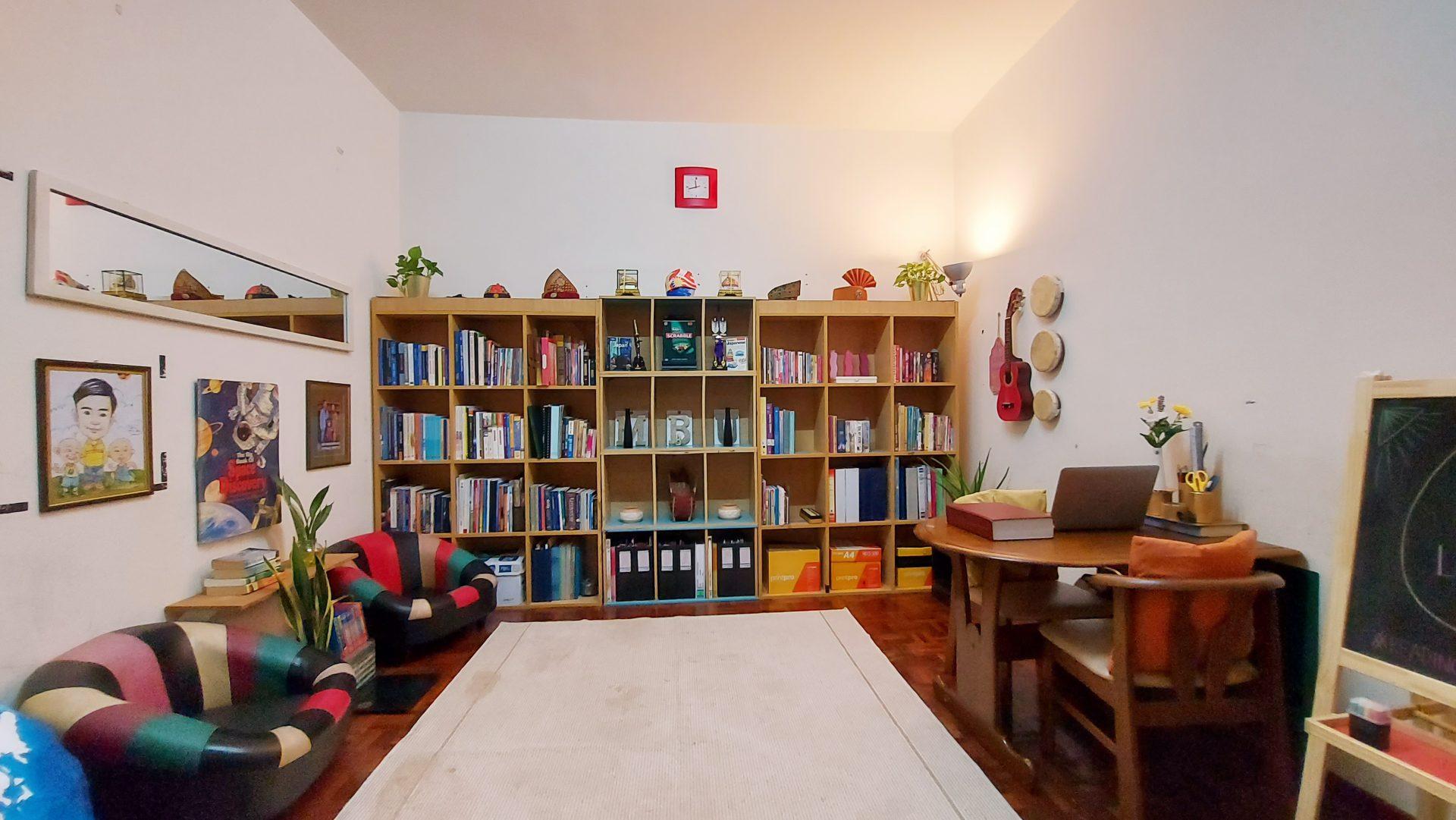 Pertandingan Mendekorasi Ruang Bacaan - IMPIANA 5