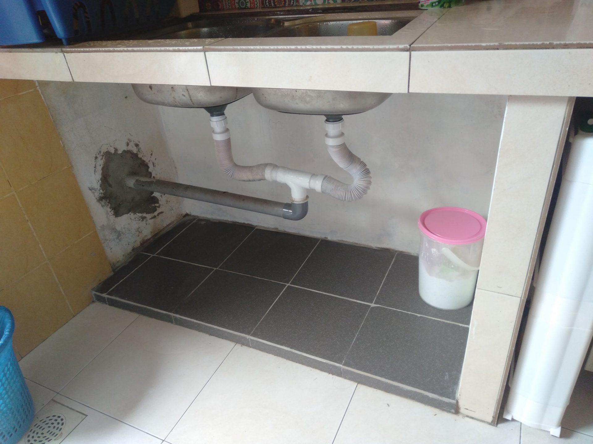 D.I.Y Kabinet Dapur, Mudah Tempah Pintu Dekat Shopee Tinggal Pasang Je 3