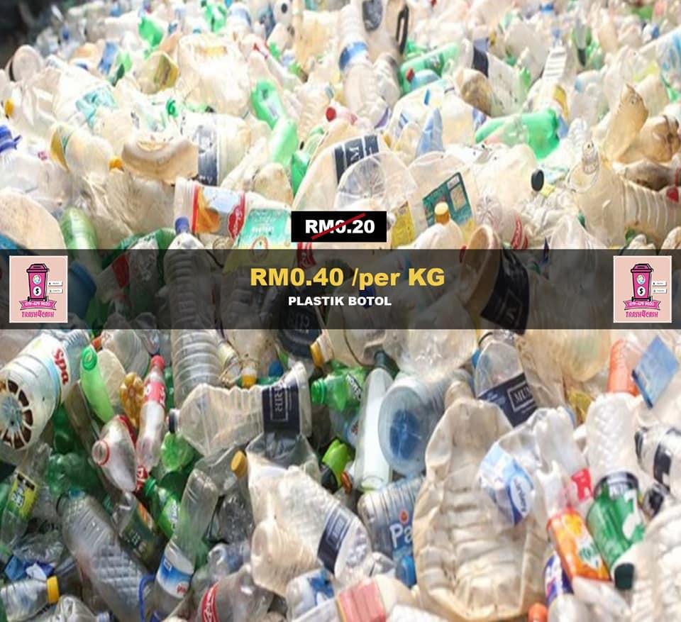 Tukar Timbunan Sampah Kepada Duit Secara Mudah Dengan Apliaksi Trash4Cash 6