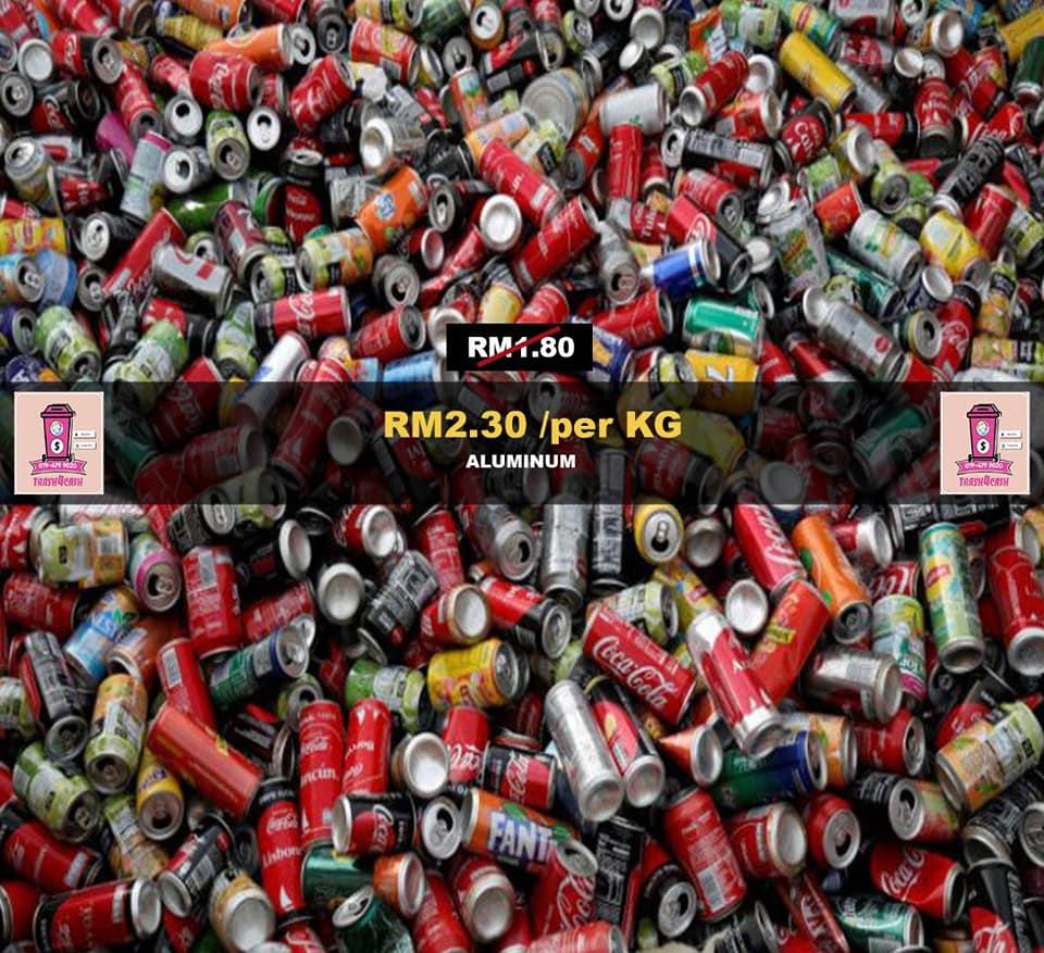 Tukar Timbunan Sampah Kepada Duit Secara Mudah Dengan Apliaksi Trash4Cash 9