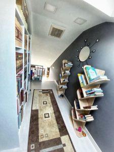 Pertandingan Mendekorasi Ruang Bacaan - IMPIANA 16