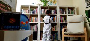 Pertandingan Mendekorasi Ruang Bacaan - IMPIANA 26