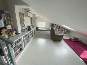 Pertandingan Mendekorasi Ruang Bacaan - IMPIANA 17