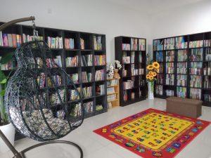 Pertandingan Mendekorasi Ruang Bacaan - IMPIANA 23