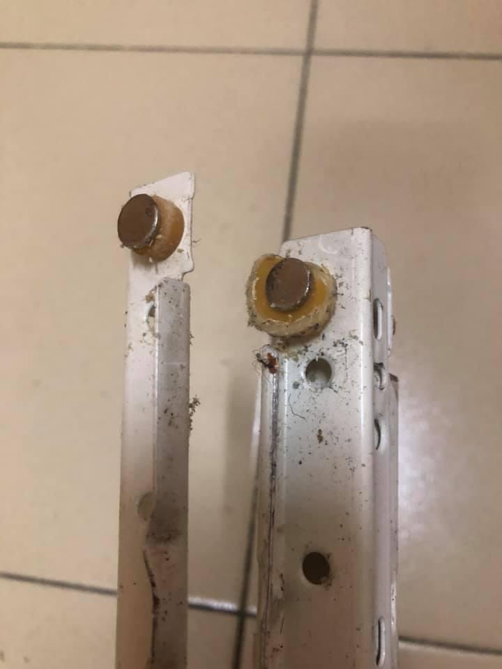 """Modal Tak Sampai RM 10, Tukar Track Laci Jadi """"Soft Close"""" 8"""