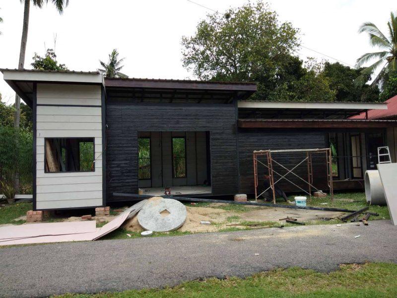 5100 Koleksi Gambar Rumah Kampung Sederhana HD Terbaru