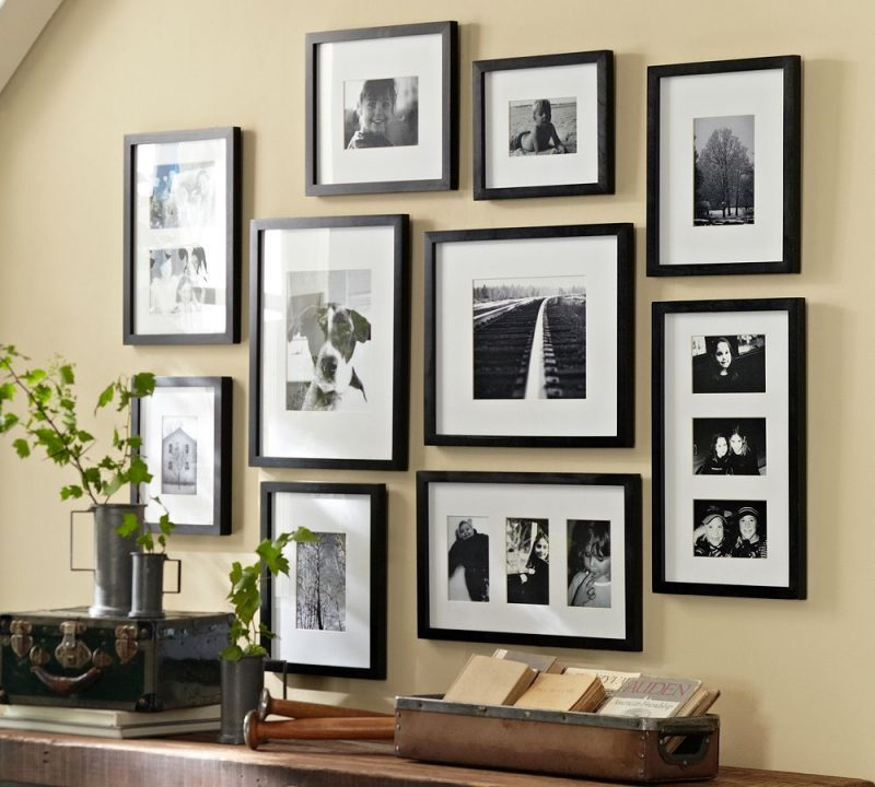 6 Cara Gantung Bingkai Gambar Pada Dinding Impiana