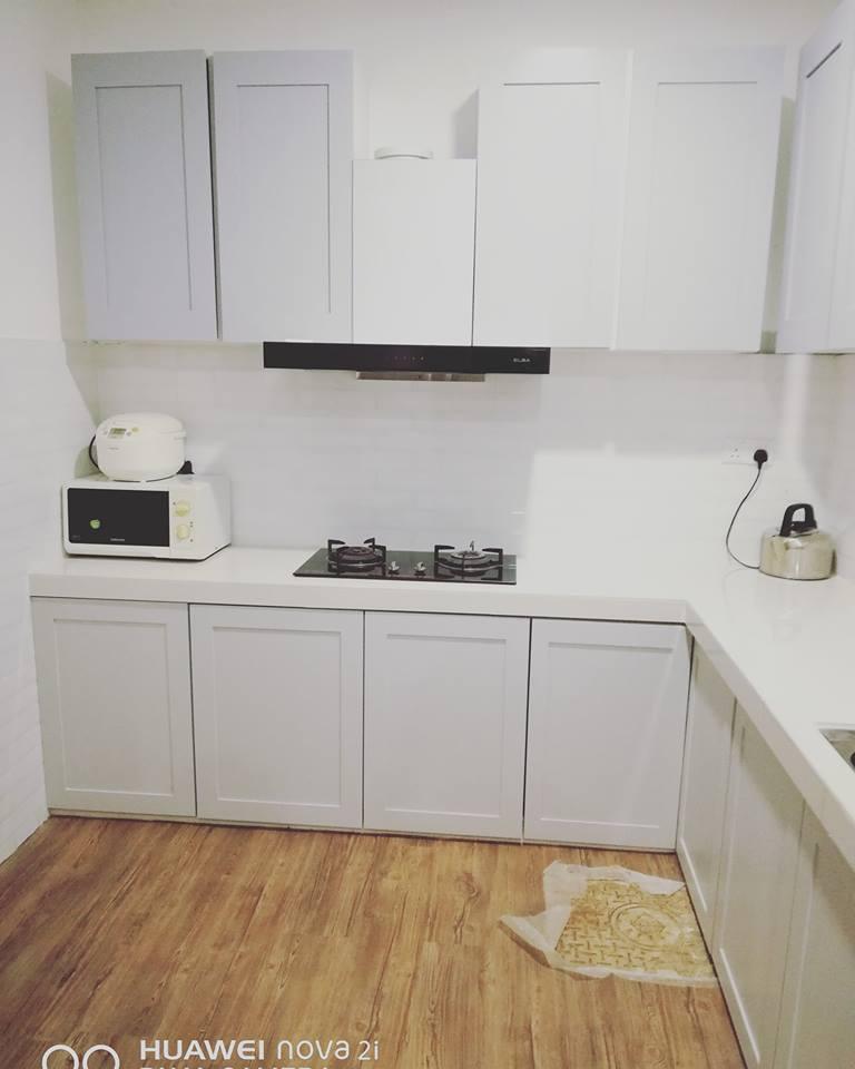 Modal Rm 500 Untuk Siapkan Kabinet Dapur Cantik Macam Rumah Mat Saleh Impiana