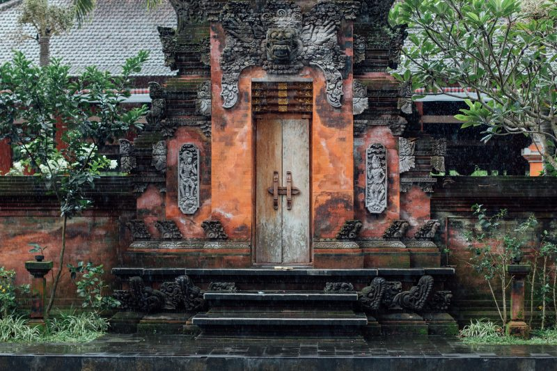 4 Elemen Sempurnakan Kediaman Dengan Konsep Ala Bali 9