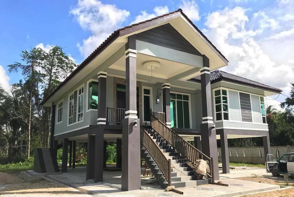 Berjaya Zahirkan Rumah Kampung Moden