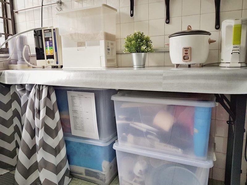 Minta Kabinet Dapur Ikea Bajet Terhad Lihat Apa Suami Hasilkan Impiana